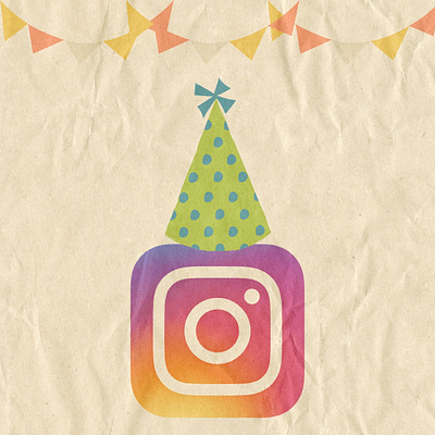 3. Instagram celebrates its 10th birthday