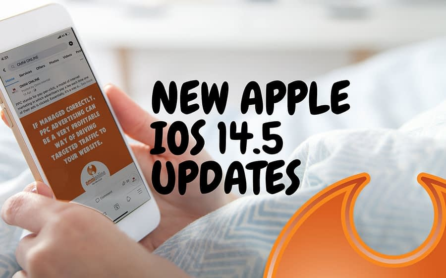 New Apple IOS 14.5 Updates